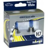 Narva Range Power White H7 12V 85W