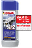 SONAX Xtreme Polish & Wax 2 - 250 ml