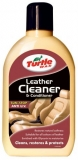 Turtle Wax Leather Cleaner - čistič a ochrana kože 500ml