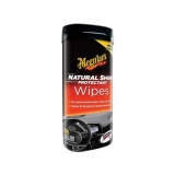 Meguiars Natural Shine Protectant Wipes obrúsky, G4100, 25ks
