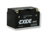 Motobatéria EXIDE BIKE Factory Sealed 8,6Ah, 12V, AGM12-8
