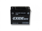 Motobatéria EXIDE BIKE Factory Sealed 18Ah, 12V, AGM12-18