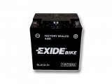Motobatéria EXIDE BIKE Factory Sealed 30Ah, 12V, AGM12-31
