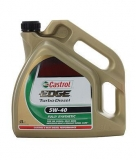 Castrol Edge Turbo Diesel 5W40, 4L
