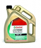 Castrol Edge Turbo Diesel 5W40, 5L